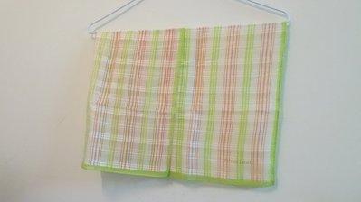 Private Label  透明格  絲巾 大方巾  日本帶回  僅有一條 這個是代售的