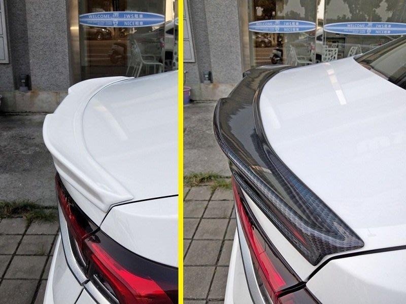(柚子車舖) 豐田 2019 ALTIS 12代 Z版擾流板 報價含烤漆 -可到府安裝 b