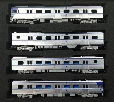 EMU600 -四輛增節組 (EMU609) (4T) 無階化前圖裝 生產300組