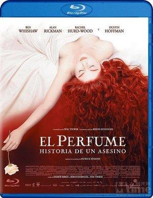 【藍光電影】香水 / Perfume: The Story of a Murderer (2006)