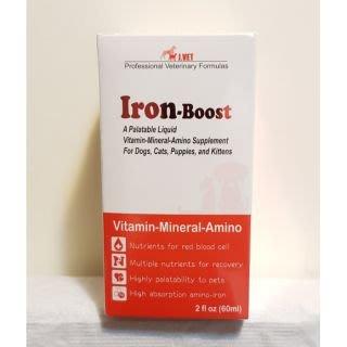 ☃呣呣☃救補血 Iron-Boost 60ml 營養液