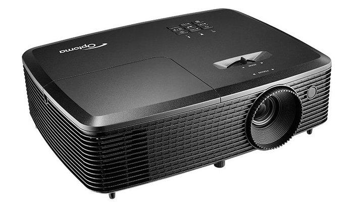 高傳真音響【奧圖碼 RS360X】 XGA多功能投影機【3600流明】學校禮堂、 開會簡報