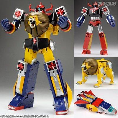 超合金魂 GX-59 未來合體 達特扭斯 萬獸王 巨獸王 金毛獅王