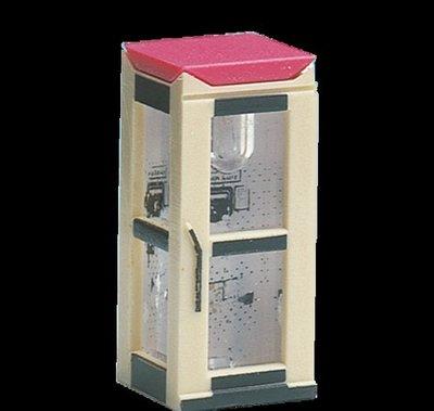 傑仲 博蘭 公司貨 BRAWA 燈具組 Telephone Box Telekom 4564 N