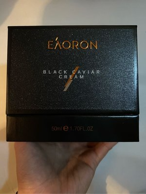 【預訂】EAORON鱘魚子精華黑金素顏霜(50ml)
