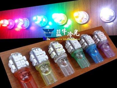 【藍牛冷光】T10 T15 W5W 16晶 LED MAZDA3 ELANTRA ALTIS FOCUS IX35 LIVINA TIIDA CRV FIT