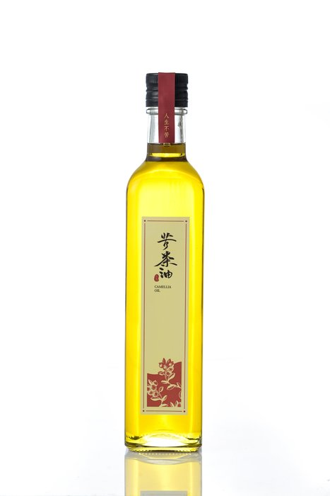 【三鳳】冷壓初榨苦茶油500ml