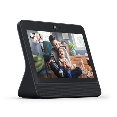 【竭力萊姆】預購 美國原裝 Portal from Facebook 語音助理 視頻通話 內建Alexa