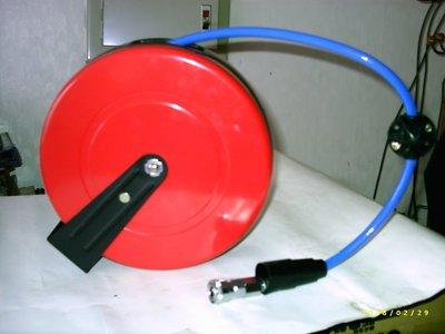 【專業洗車設備の店 】鐵殼空氣延長輪