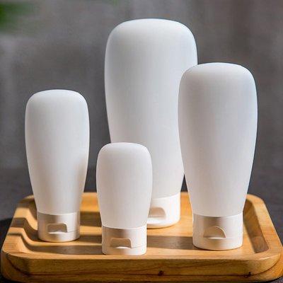 【創意家居 便利生活】PE軟管翻蓋擠壓瓶化妝品分裝瓶洗面奶旅行洗發水沐浴露乳液空瓶子
