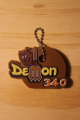 (I LOVE樂多)日本進口 小惡魔鑰匙保護套 送人自用兩相宜