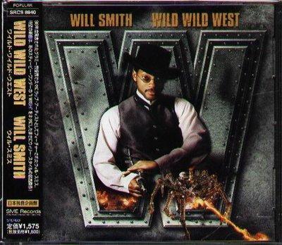 八八 - Will Smith - Wild Wild West - 日版