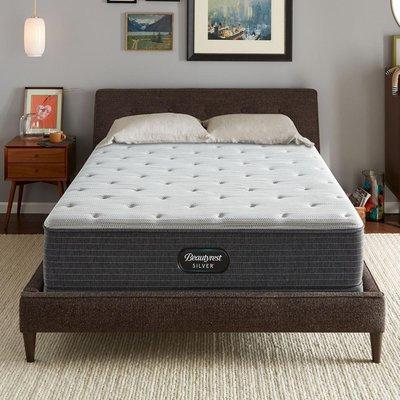 【雲朵-美國原裝席夢思】Beautyrest Silver BRS900 Medium Firm床墊