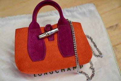 Longchamp ROSEAU  S號 夫妻的世界