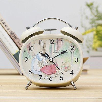 INPHIC-家居 可愛小兔 鬧鐘時鐘...