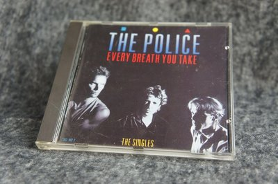 [ CD ] The Police - Every Breath You Take / The Singles