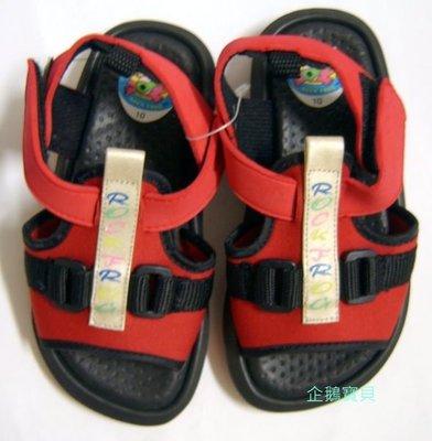 @企鵝寶貝@ 全新品~ROCK FROG 女童鞋/涼鞋(紅) 零碼出清~出清價