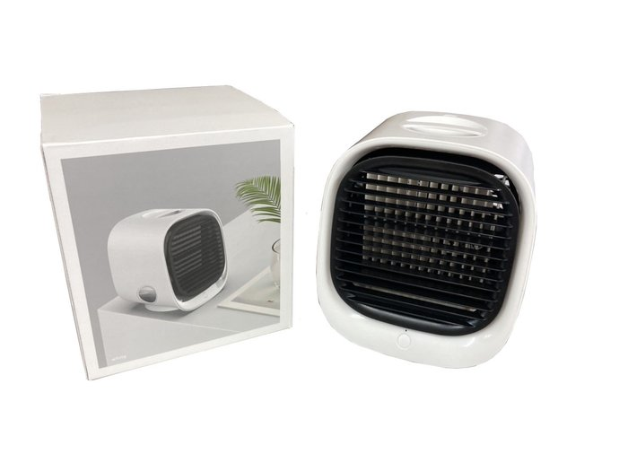 AIR COOLER M201【神腦公司貨/保固3個月】桌上型 水冷扇/小夜燈