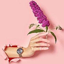 OBAKU丹麥時尚名牌STRAND系列/花之舞米蘭鋼帶手錶/珍珠母貝面盤/玫瑰金色/特價