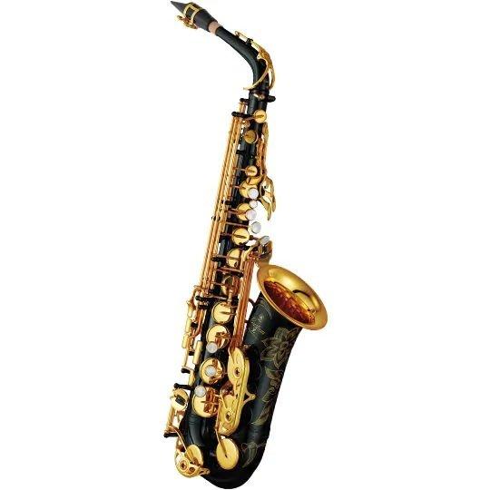 造韻樂器音響- JU-MUSIC - 全新 YAMAHA YAS-82ZB 中音薩克斯風 Alto Sax