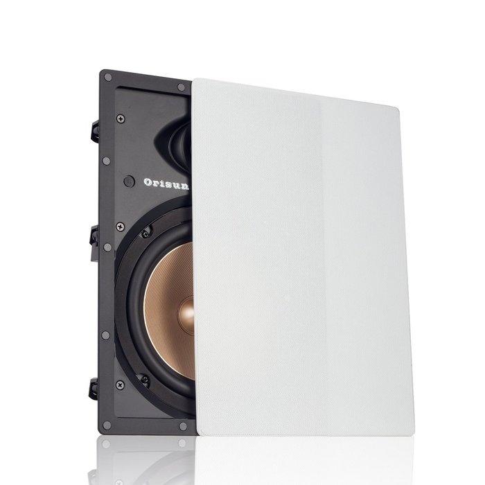 美國 ORISUN 入牆音響 OS-IW8 一只 另 OS-IW525 OS-CI602 OS-IC606 新店音響