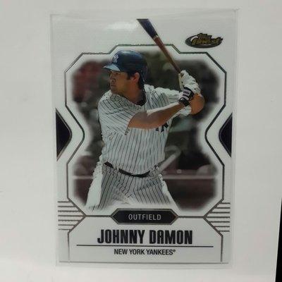 2007 JOHNNY DAMON 紐約洋基隊棒球卡