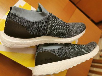 Adidas Ultraboost Parley US9.5 laceless環保愛地球