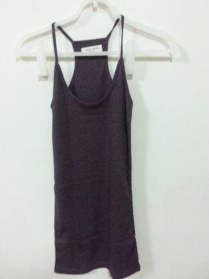 全新torso紫色長版背心……特價