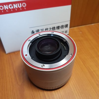 永諾 YONGNUO 增距鏡 YN2.0X III Canon EF
