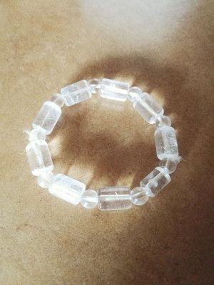 白水晶 手鏈