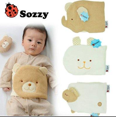 [煮婦私房窩] sozzy 寶寶保暖肚圍 嬰兒肚圍 純棉肚圍  小熊 大象 綿羊 兔子
