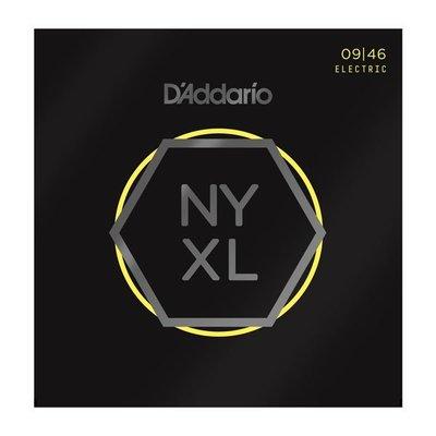 『凱恩音樂教室』免運優惠 Daddario NYXL 0946 (09-46) Nickel Wound 電吉他