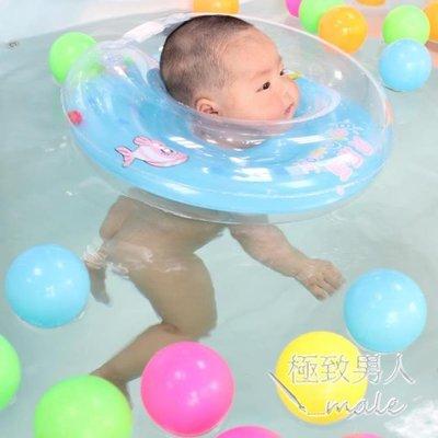 嬰兒遊泳脖圈寶寶充氣加厚可調節SMY6846