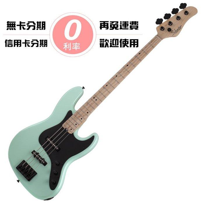 ☆唐尼樂器︵☆分期免運 Schecter S-6 Diamond Series 海水泡沫藍 Bass 電貝斯
