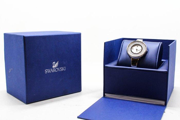 【高雄青蘋果】SWAROVSKI CRYSTALLINE PURE 手錶, 銀色 5269256 #16228