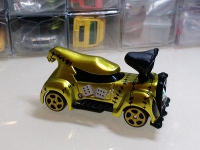 Hasbro Disney 骰仔 中國製造 合金車