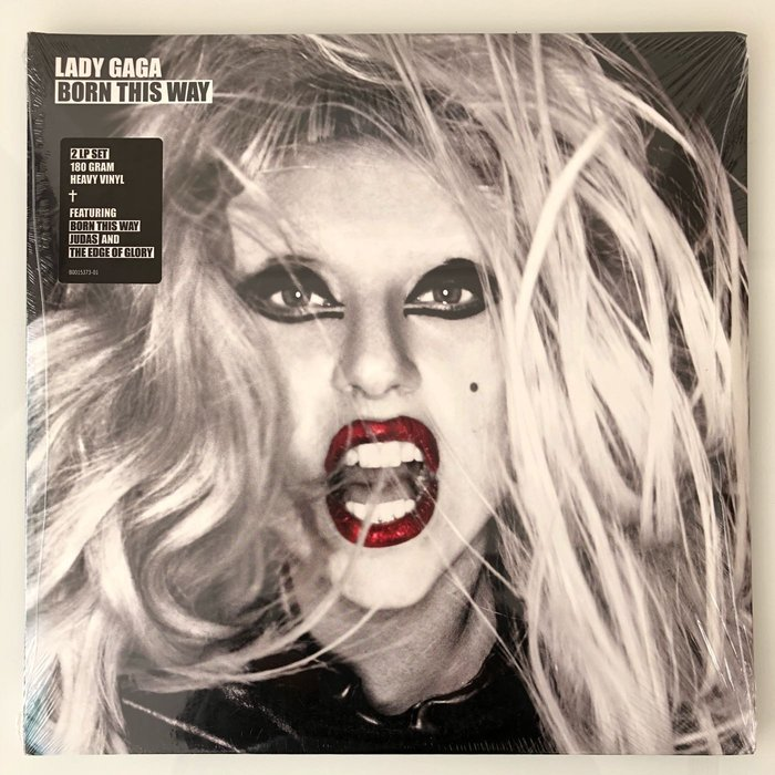 [黑膠唱片] Lady Gaga Born this way
