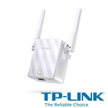 【開心驛站】TP-LINK TL-WA855RE 雙天線300M WiFi訊號擴展器