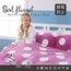 專櫃級法蘭絨床包組 加大6x6.2尺 兩用毯被套 纖細保暖 不掉毛 不掉色 法萊絨 BEST寢飾 F1