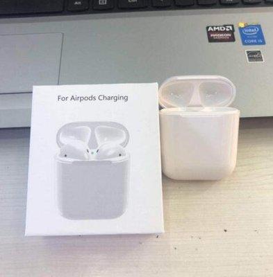 適用airpods蘋果藍牙耳機充電盒 1:1  蘋果藍牙耳機無線充電倉Y006 #9139