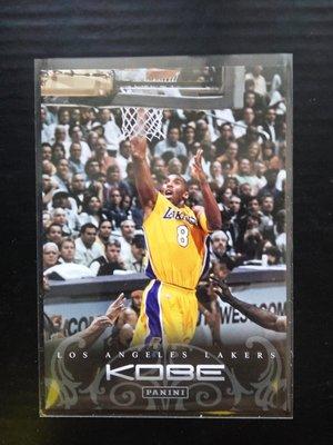 Kobe Bryant - 普卡#126 - 2012 Panini Anthology