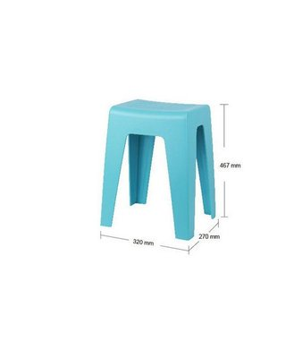 (即急集)全館999免運 HOUSE 大詠 美好高凳 承受力100公斤 三色 台灣製