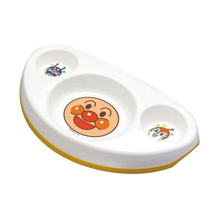 ^燕子部屋 ^ 【麵包超人 】 塑膠分隔餐盤(嬰兒用)