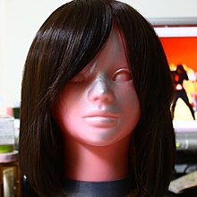 【R的雜貨舖】日本日系 深棕黑 BOBO頭 鮑伯中長髮 日常/COSPLAY可用 07
