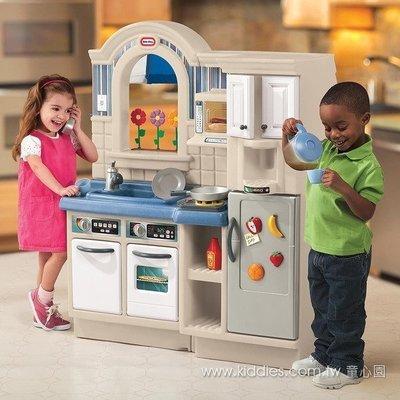 *歡樂屋*.....//美國Little Tikes ~ BBQ廚房//.....送廚具組+圍裙
