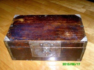 【山沽居】老木盒(1)
