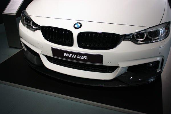 【樂駒】BMW 4 series F32 F33 F36 M Performance 原廠 高亮黑 水箱罩 黑鼻頭 套件