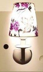 【優上精品】美式鄉村壁燈 現代簡約布藝壁燈北歐鏡前壁燈 客廳 過道 床頭燈(Z-P3235)