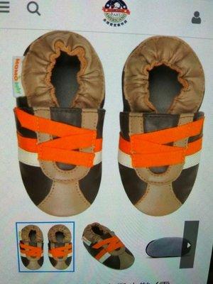 1嬰兒學步鞋