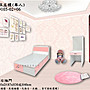 【正陞/南亞塑鋼家具】單人塑鋼床底櫃(GD105-02+06-40H)左後抽+右推門_收納空間大/防水防霉防蟲/床架床組